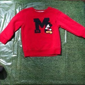 2T Disney sweatshirt